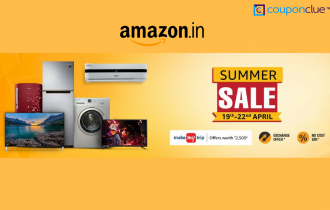amazon summer sale april